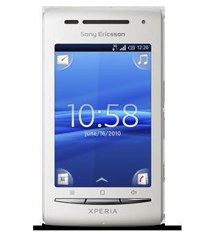 Come snellire il Sony Ericcson Xperia X8 eliminando le applicazioni preinstallate